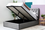Parwich Ottoman Bed King Size 5ft