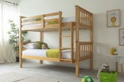 Taylor Solid Pine Wooden Bunk Bed