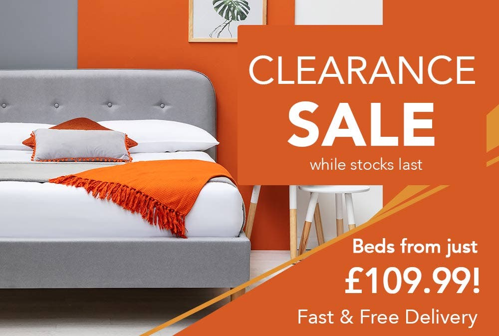 Clearance Sale |Crazy Price Beds